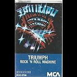 Triumph: Rock 'N Roll Machine Cassette NM Canada MCA MCAC-37269