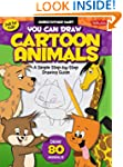 You Can Draw Cartoon Animals: A simpl...