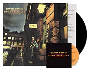 Ziggy Stardust And The Spiders From Mars - Edition Limitée (Vinyle + DVD audio)