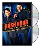 Rush Hour 1-3 Collection [DVD] [Region 1] [US Import] [NTSC]