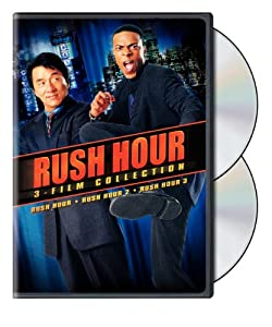 Rush Hour 1-3 Collection (3FE)