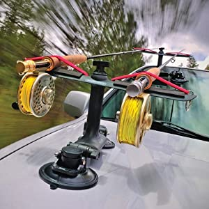 Orvis Sumo Car-top Rod Rack Only Suction Cup by Orvis