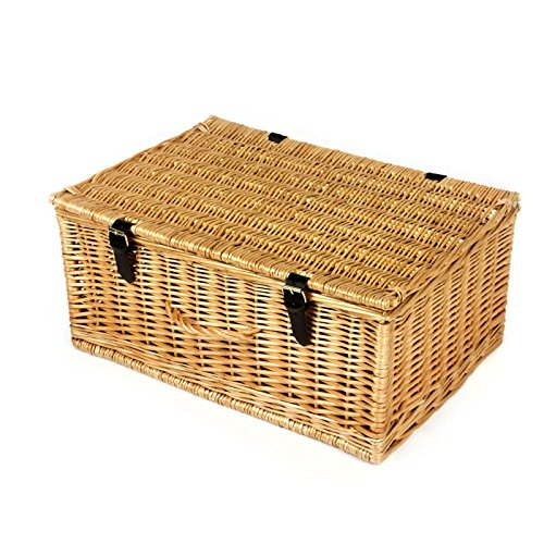 Wicker Gift Hamper Basket - Size 4