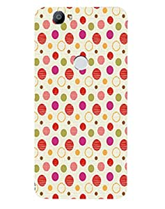 Back Cover for Nexus 6P ABSTRACT POLKA