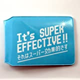 It's Super Effective! Oyster Card / Travelcard Holder