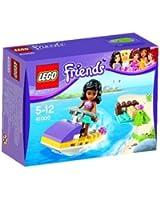 Lego Friends - 41000 - Jeu de Construction - Le Jet-Ski