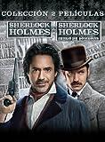 Pack: Sherlock Holmes 1+2 [DVD]