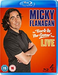 Micky Flanagan: Back In The Game - Live [Blu-ray]
