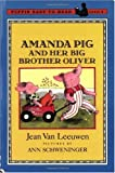 Amanda Pig and Her Big Brother Oliver: Level 2 (Easy-to-Read, Puffin)