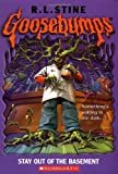 Stay Out of the Basement (Goosebumps #2)