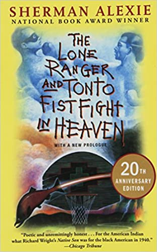 A review of the stories the lone ranger and tonto fistfight in heaven