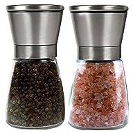 Best Salt and Pepper Grinder Set by I…