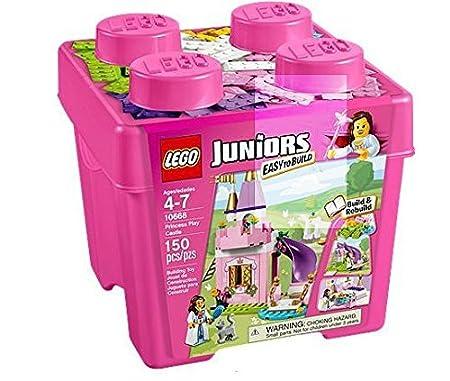 Lego Juniors - 10668 - Jeu De Construction - Boîte De Construction Du Château De La Princesse