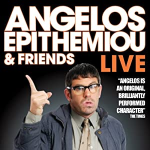 Angelos Epithemiou and Friends Live Performance
