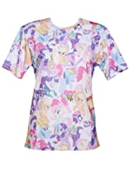 Unisex All Over Print My Little Pony Friendship is Magic T Shirt from