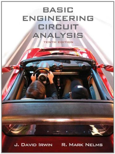 Basic Engineering Circuit Analysis, 10th Edition