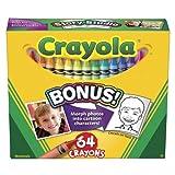 Crayola crayons, 64 Count (52-0064)
