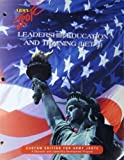 img - for Army JROTC Leadership Education and Training (LET 3) Custom Edition For Army JROTC book / textbook / text book