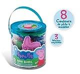 Peppa Pig Canal Toys - CT01220 - Mini Baril de Pâte à Modeler