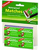 Coghlan's 940BP Waterproof Matches - 4 Pack