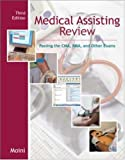 img - for Medical Assisting Review: Passing the CMA, RMA, & Other Exams w/Student CD-ROM book / textbook / text book