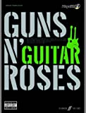 Guns N'Roses : Authentic Playalong (guitare) + 1 CD