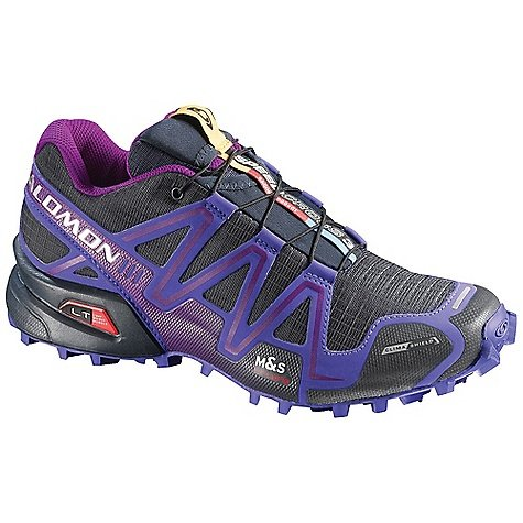 Salomon Women's Speedcross 3 CS W Trail Running Shoe,Deep Blue,7.5 M US
