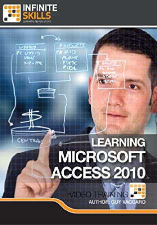 Learning Microsoft Access 2010 - Training Course [Download]