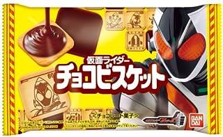 仮面ライダーチョコビスケット 1BOX (食玩)