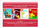 Roderick Hunt Oxford Reading Tree (2011 Edition) - Read with Biff Chip and Kipper - FIRST STORIES Level 5 Pack includes 4 books: 1. Looking After Gran 2. Trapped 3. Husky Adventure 4. Hungry Floppy (RRP: £19.96)*** GIFT-WRAPPED FREE *** (Oxford Readin