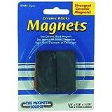 Master Magnetics #07044 3/8x7/8x1-7/8 Magnet