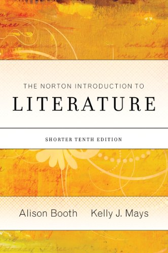 The Norton Introduction to Literature (Shorter Tenth Edition)