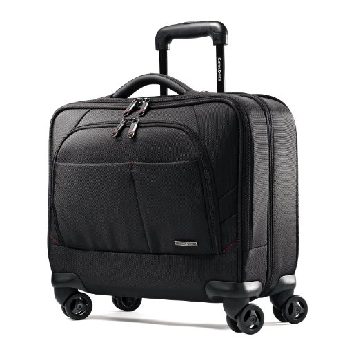 Samsonite Xenon 2 Spinner Mobile Office PFT Black