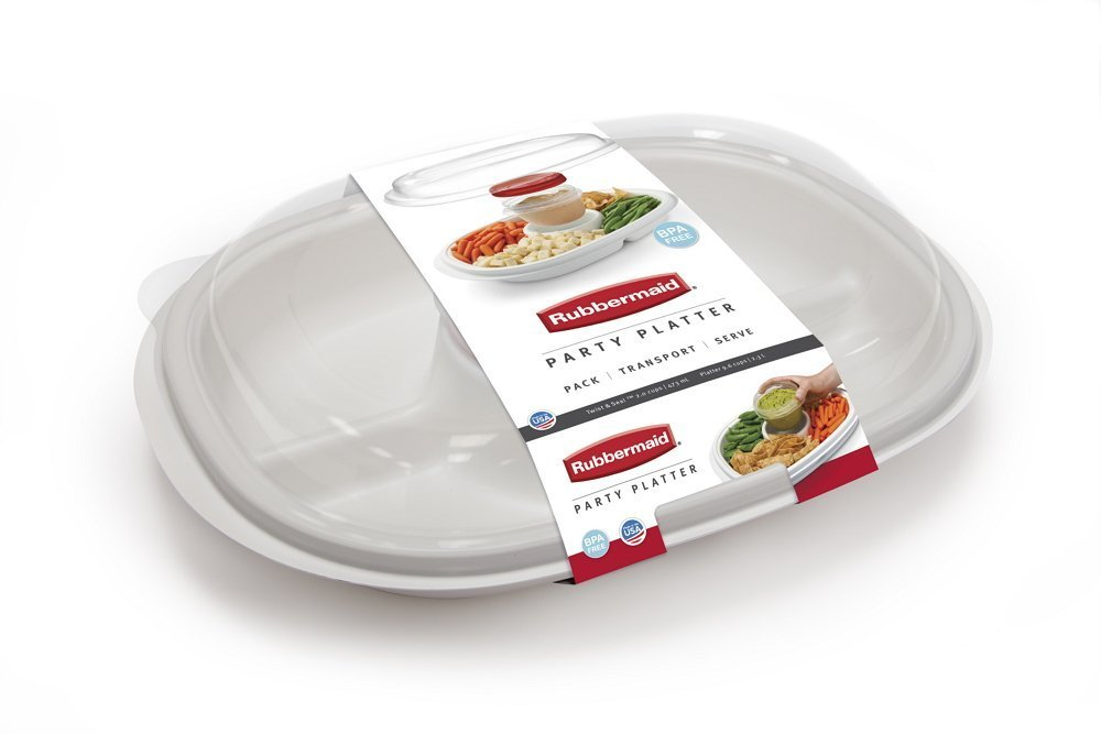 Amazon.com | Rubbermaid Specialty Food Storage Containers, Bread ...