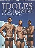 Idoles des bassins Le calendrier 2016