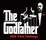 img - for The Godfather Trivia Challenge 2016 Boxed/Daily Calendar book / textbook / text book