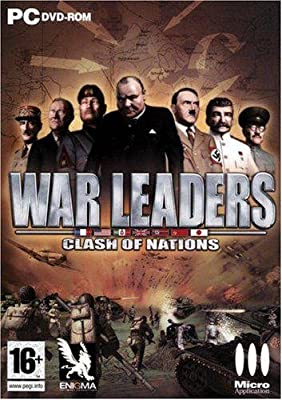 War leaders-clash of nations