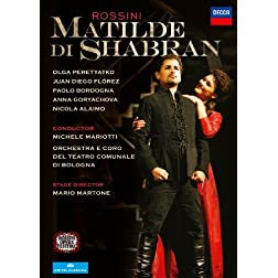 Rossini: Matilde Di Shabran [Blu-ray]