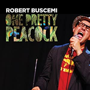 One Pretty Peacock | [Robert Buscemi]