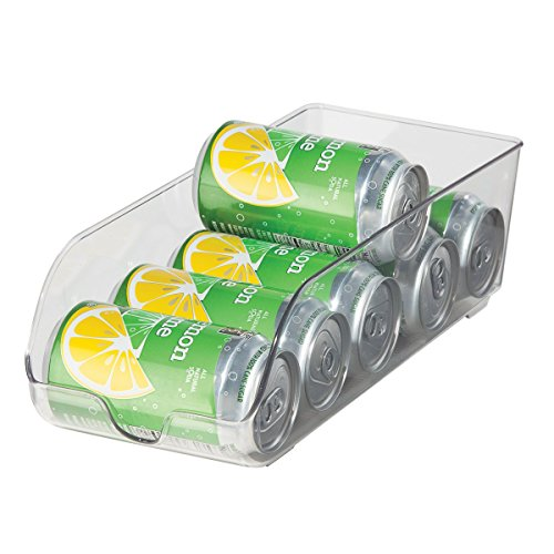 Oggi 5164 Clear Stackable Soda Can Holder for Fridge, Freezer and Pantry (Soda Holder Fridge compare prices)