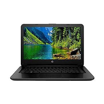 HP 15-AC168TU 15.6-inch Laptop (Pentium 3825U/4GB/500GB/Windows 10/Integrated Graphics), Black