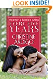 Every Five Years: Second Chances Women's Fiction (Fix It Or Get Out Book 2)