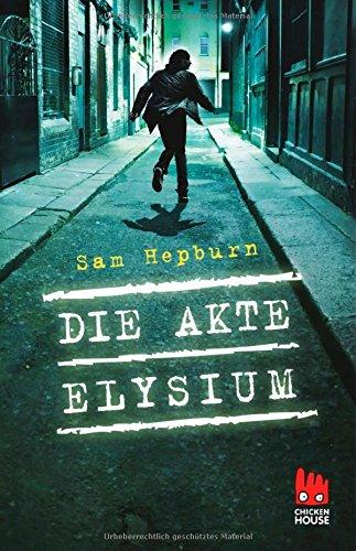 Buchseite und Rezensionen zu 'Die Akte Elysium' von Sam Hepburn