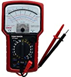Tekpower TP7040 20-range AC/ DC Analog Multimeter General Purpose with High Accuracy and Well Built Details, Strong Needle