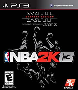NBA 2K13 (Dynasty Edition) - Playstation 3