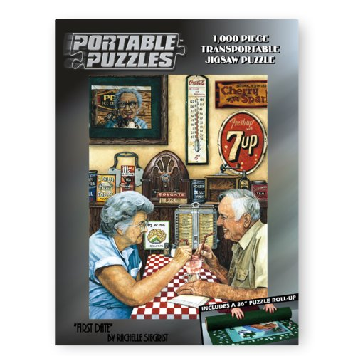 Portable Puzzles - First Date