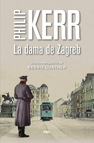 La dama de Zagreb (SERIE NEGRA BIBAUT)