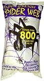 Fake Spider Web Halloween 800sqft