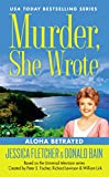 img - for Murder, She Wrote: Aloha Betrayed book / textbook / text book