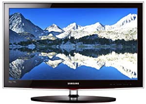 Samsung UE26C4000 26-inch Widescreen HD Ready 50Hz Slim LED TV with Freeview